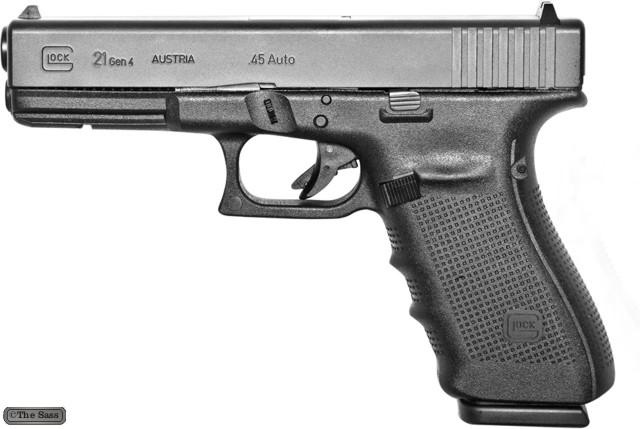 Glock 21 Mk01