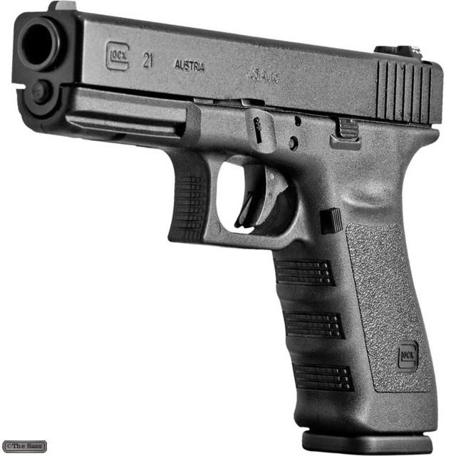 Glock 21 Mk02