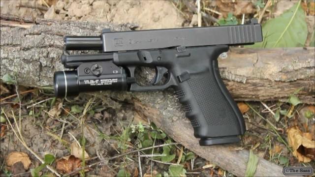 Glock 21 Mk03