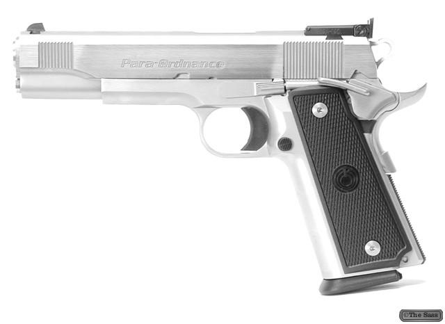 Para-Ordnance P14-45acp Mk01