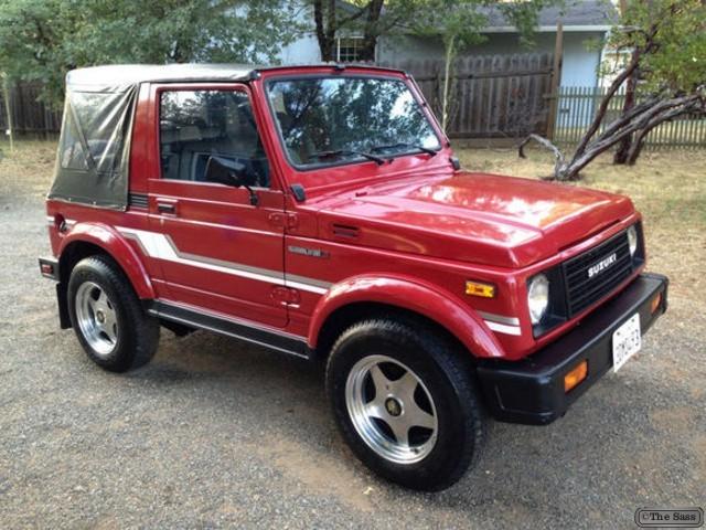 Suzuki Samurai Mk04