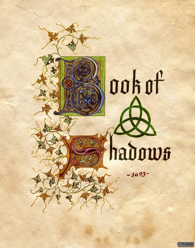 Book Shadows Mk01