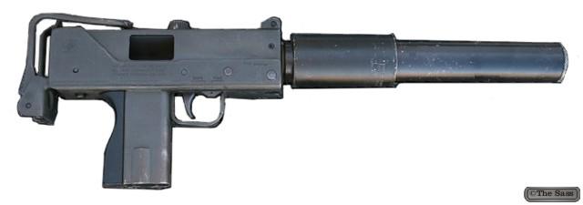 Ingram MAC-10 Mk02