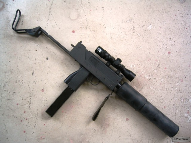 Ingram MAC-10 Mk05