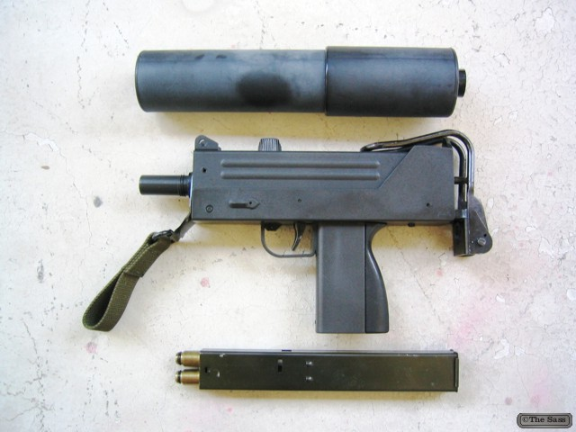 Ingram MAC-10 Mk07