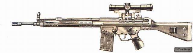 HK G3 Mk02