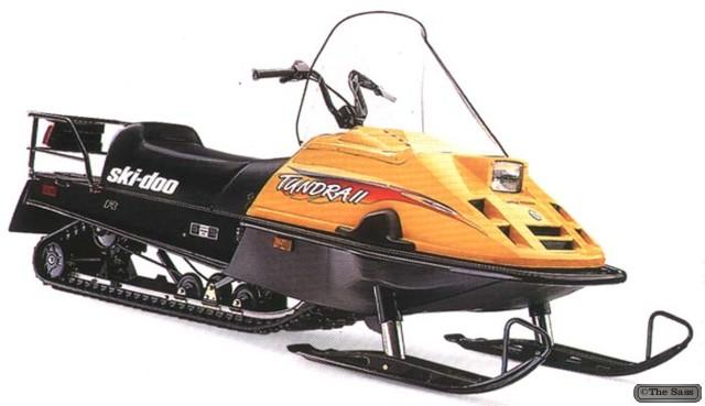 Ski-Doo Tundra Mk04