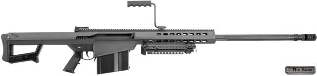 Barrett M82 Mk01