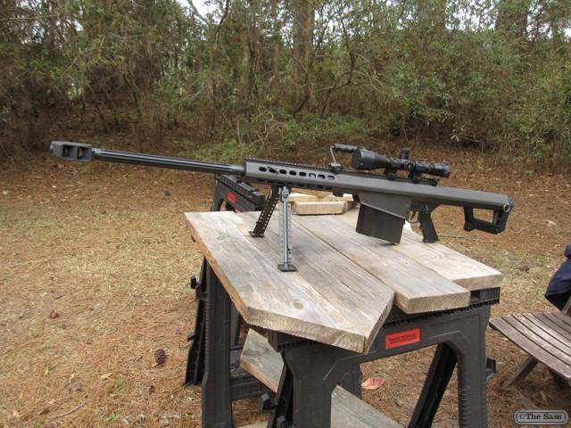 Barrett M82 Mk02