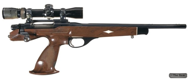 Remington XP-100 Mk01