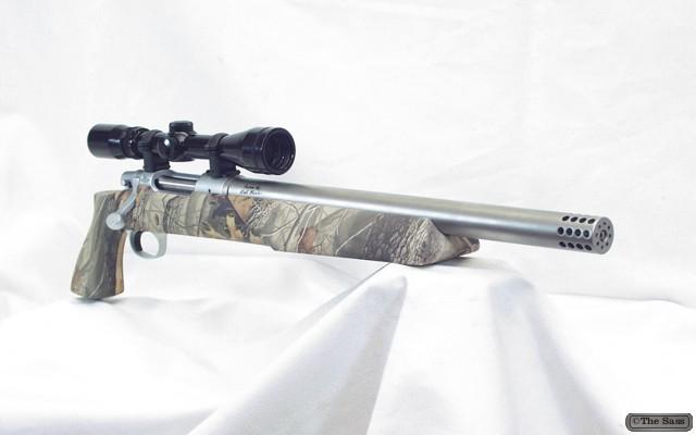 Remington XP-100 Mk04