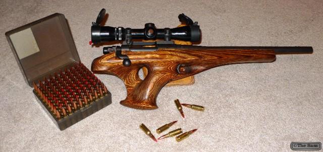 Remington XP-100 Mk05