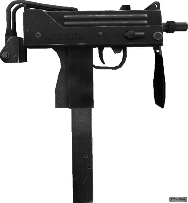 Ingram MAC-10 Mk01