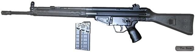 HK G3 Mk01