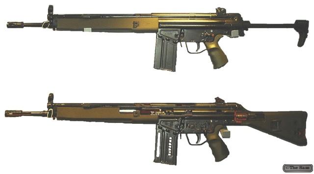 HK G3 Mk03