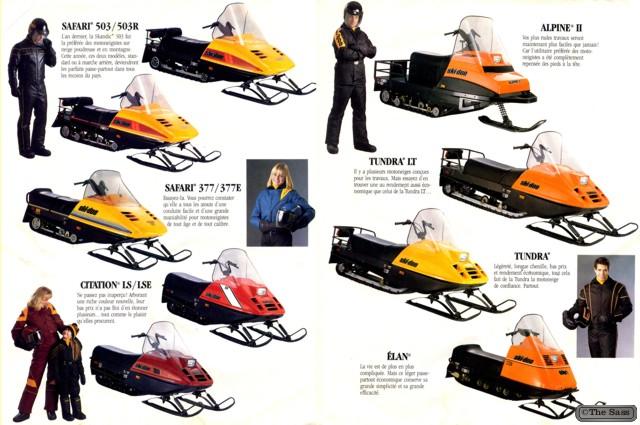 Ski-Doo Tundra Mk01