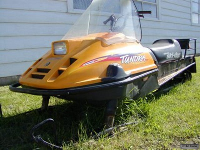 Ski-Doo Tundra Mk02