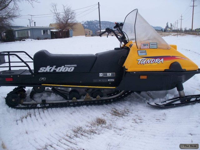 Ski-Doo Tundra Mk03