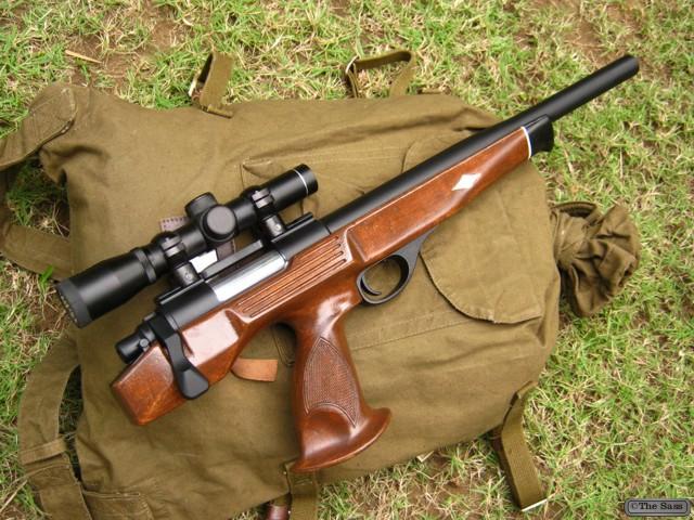 Remington XP-100 Mk02